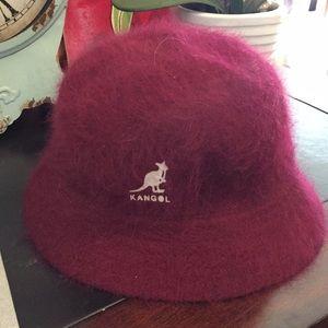 Kangol Angora Bucket Hat